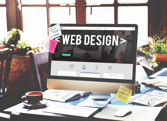 Experts in Website Design